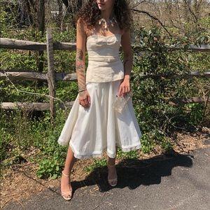 Vintage slip / skirt